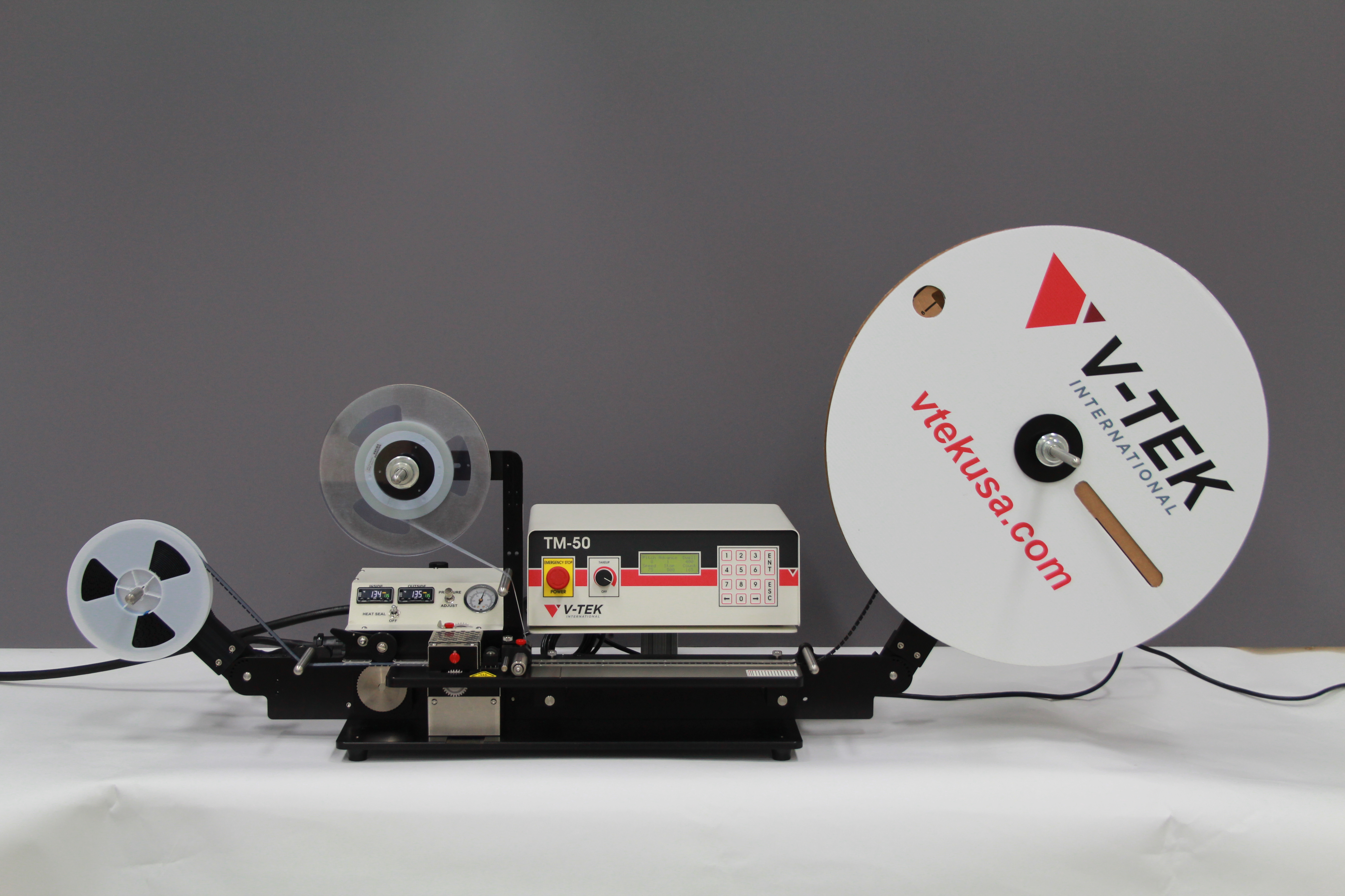 TM-50 Manual Taping Machine