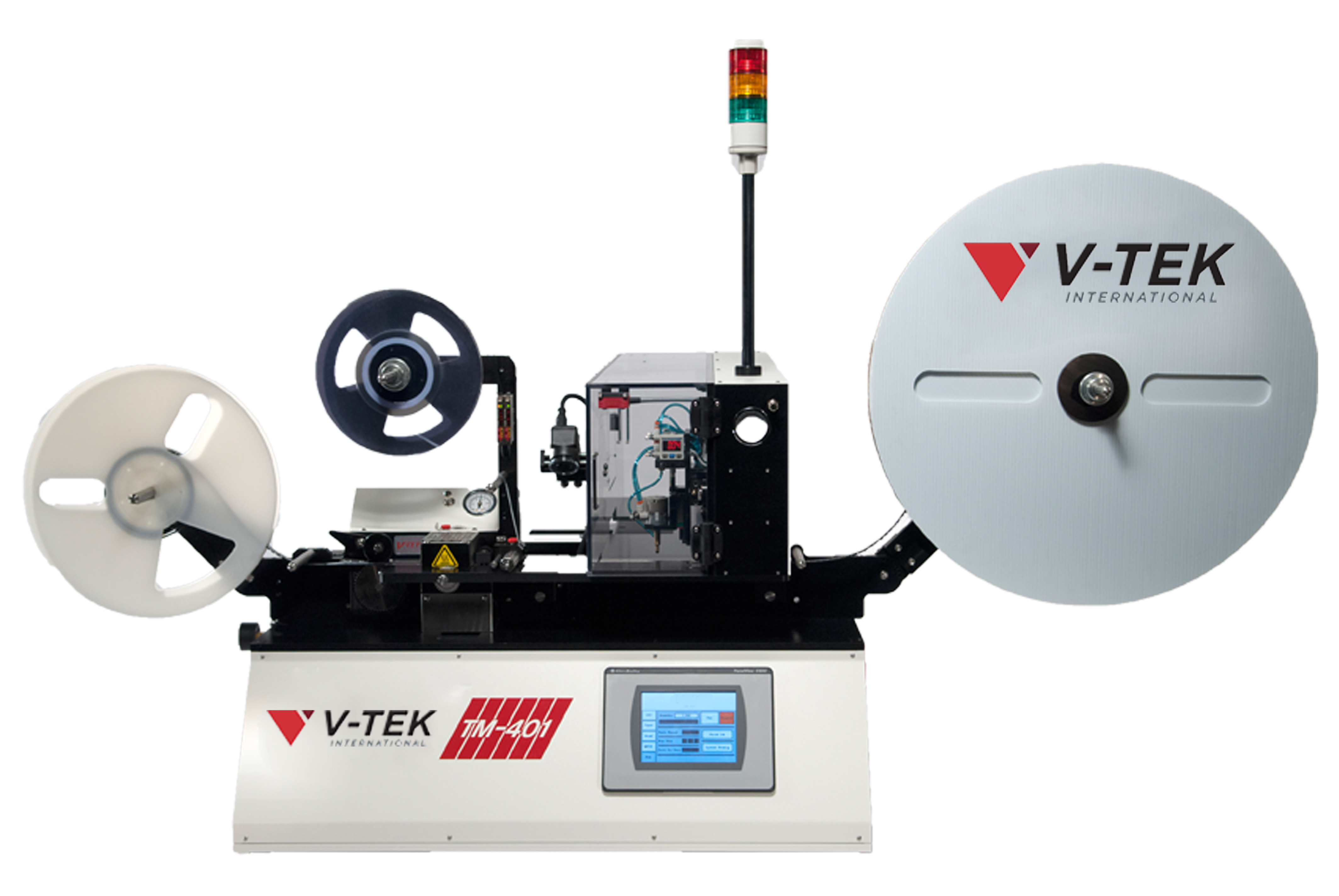 TM-400 Automatic Taping Machine