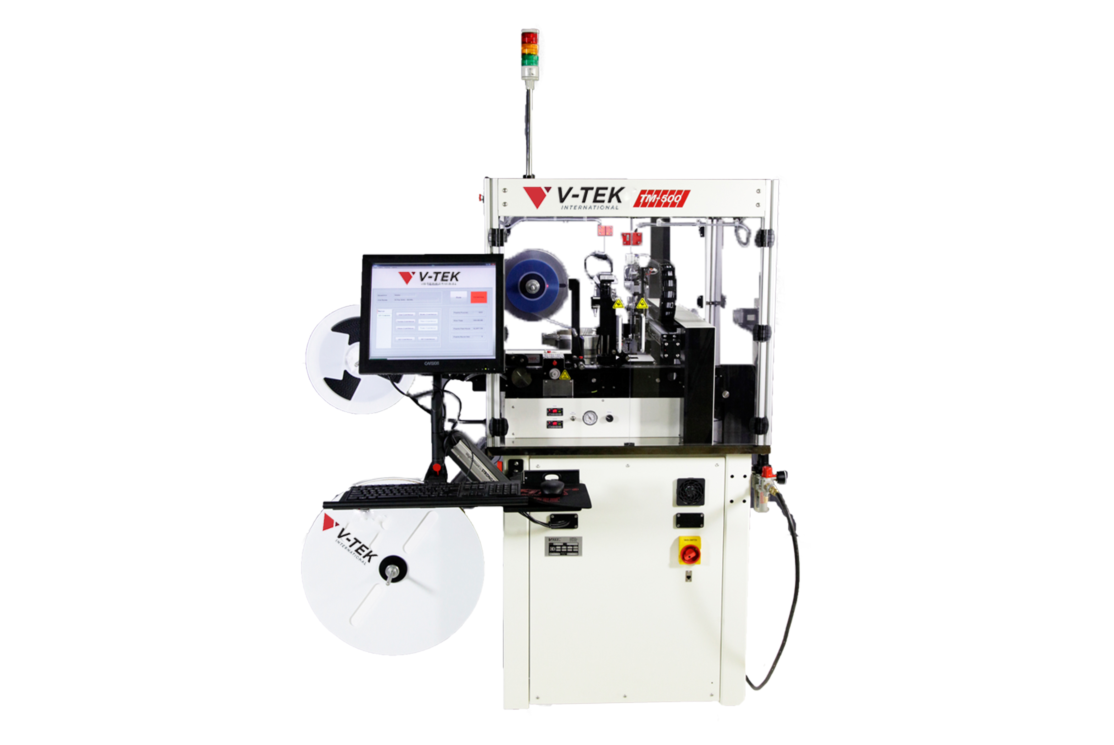 TM-500 Automatic Taping Machine